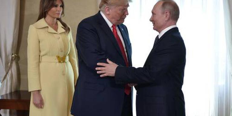 Kremlin acht nieuwe top Trump-Poetin nodig