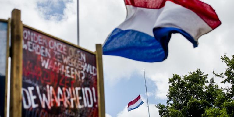 Herdenking Srebrenica in Den Haag