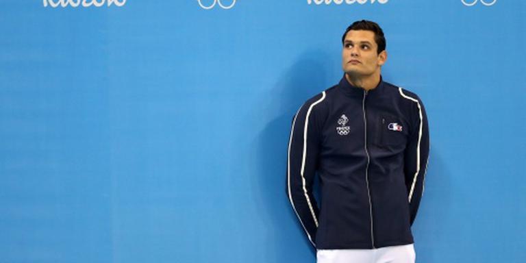 Zwemmer Manaudou gaat handballen