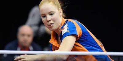 Tafeltennissters starten olympische kwalificatie tegen Servië