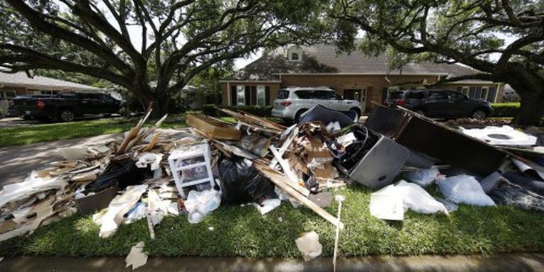 VS wacht na tornado's ook een sneeuwstorm