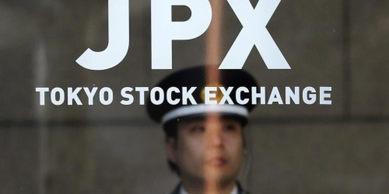 Nikkei maakt pas op de plaats