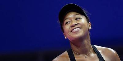 Tennisster Osaka maakt nieuwe status waar