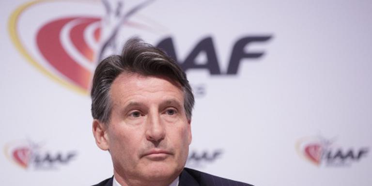 IAAF-voorzitter Coe omarmt beslissing CAS