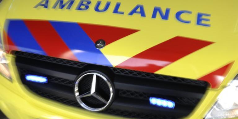 Vier gewonden bij aanrijding Enkhuizen
