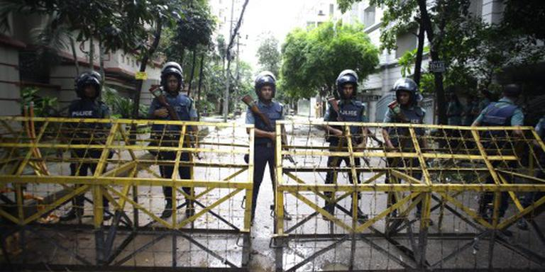 Politie jaagt op opdrachtgevers Dhaka