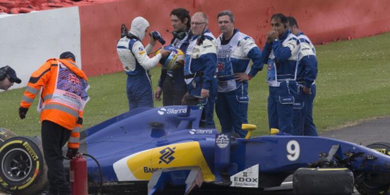Groen licht voor Formule 1-coureur Ericsson