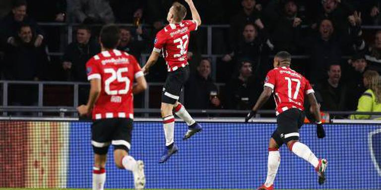 PSV wint van Club Brugge in Qatar
