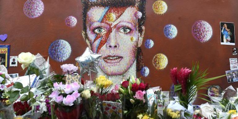 'Duurste elpee Bowie ooit onder de hamer'