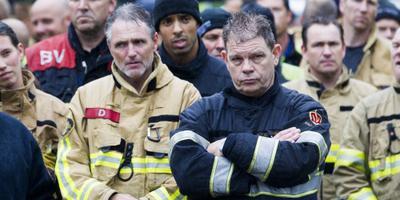 Geen overleg over nieuwe brandweer-cao