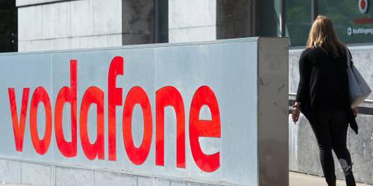 Minder omzet voor Vodafone