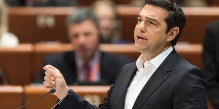Geen bonus meer voor grootste Griekse partij