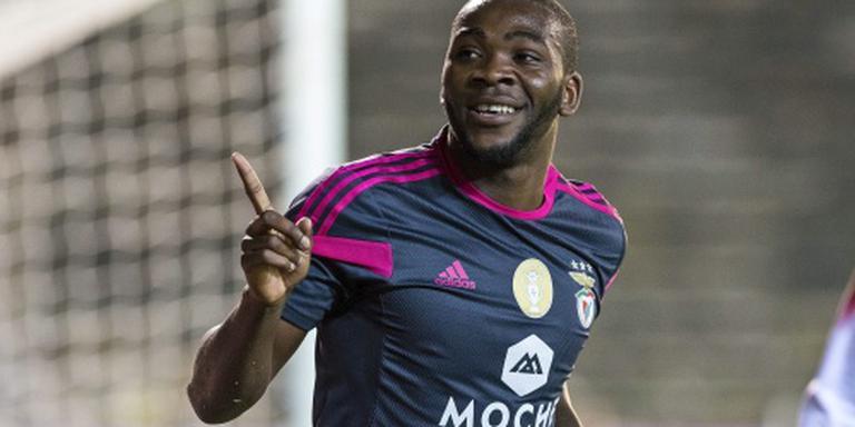 Benfica verhuurt John aan Wolverhampton
