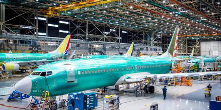 Boeing meldt bestelling honderd vliegtuigen