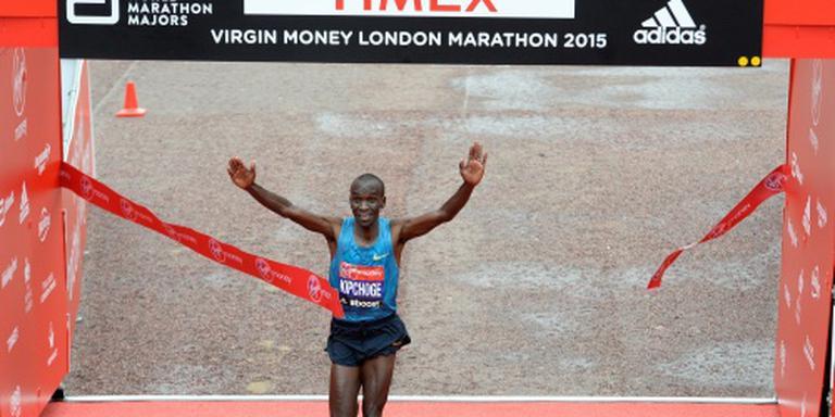Kipchoge zet zinnen op wereldrecord marathon