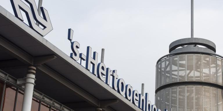 Geen treinen rond Den Bosch
