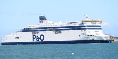 Britse schepen P&O voortaan onder vlag Cyprus
