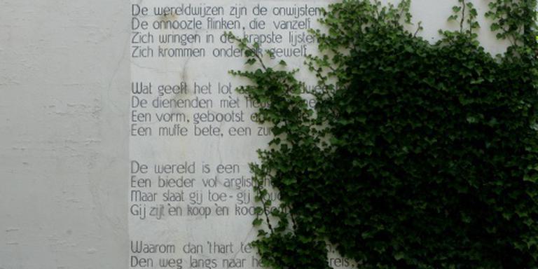 Dichter J.C. Bloem in Paasloo herdacht