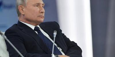Poetin wijt aanslag de Krim aan globalisering