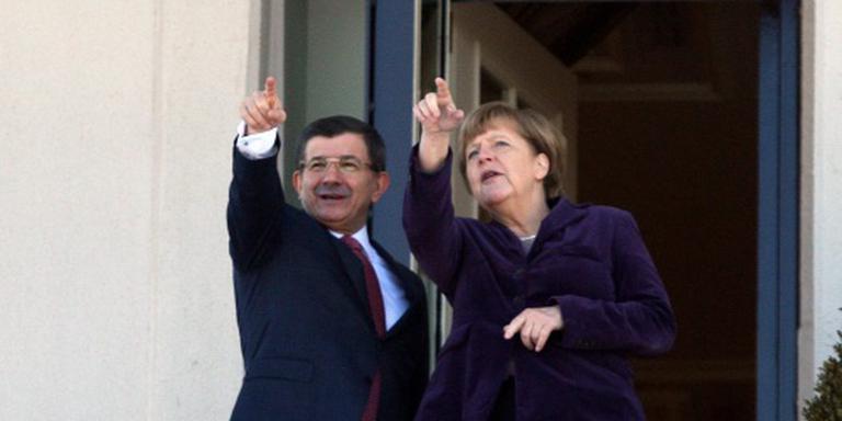 Duits-Turkse hulpactie voor vluchtelingen