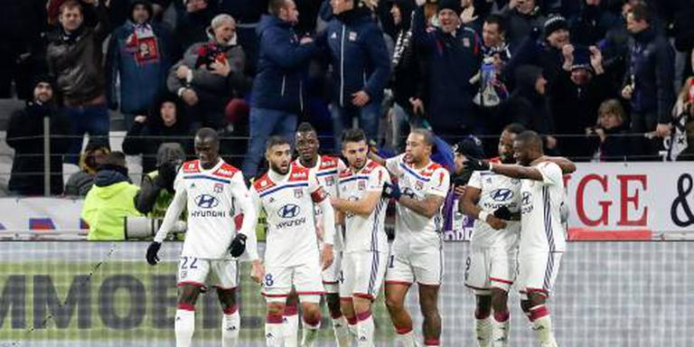 Olympique Lyon verliest in Nice