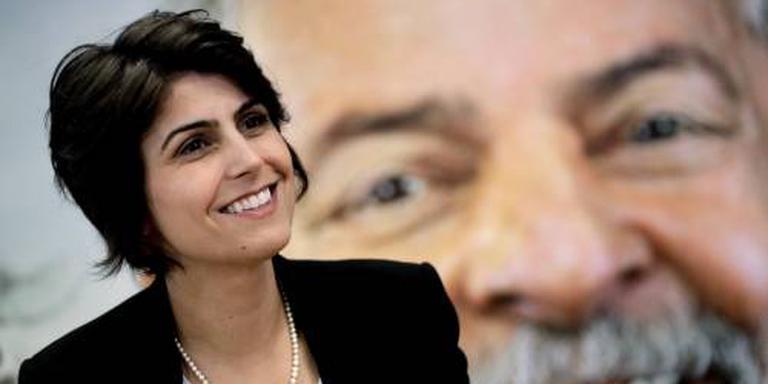 Communiste wil tweede vrouw Brazilië worden