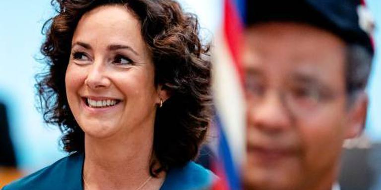 Halsema beëdigd tot burgemeester Amsterdam