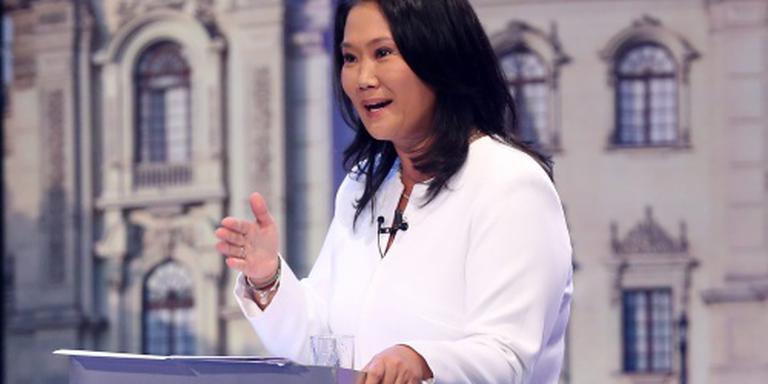 Fujimori neemt knarsetandend verlies