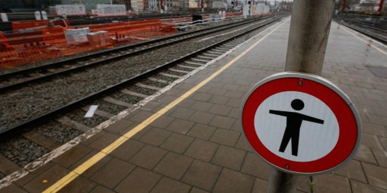 Medewerkers Eurostar leggen werk neer