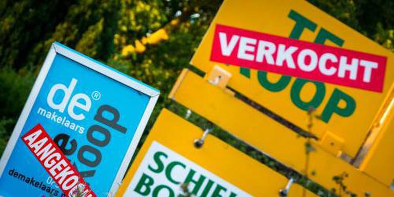 Makelaars merken omslag op woningmarkt