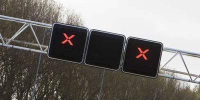 Reeks fikse boetes na verkeersovertredingen