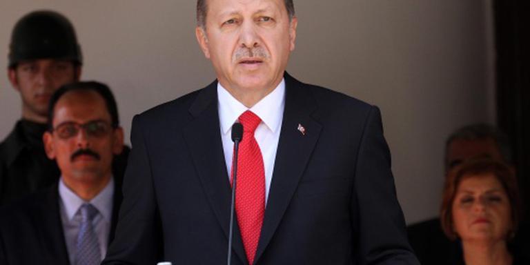 Erdogan: Turkse troepen doodden 5300 Koerden