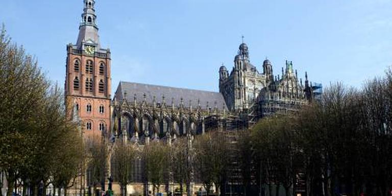 Nieuw dak voor Sint-Jan in Den Bosch
