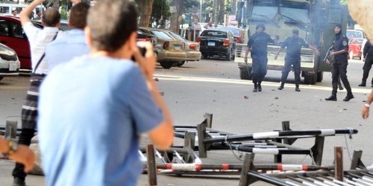 Politie Egypte smoort protesten