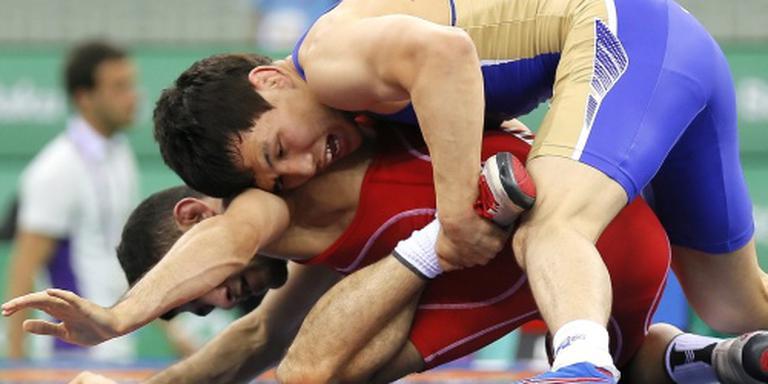 Ook Lebedev mag worstelen in Rio
