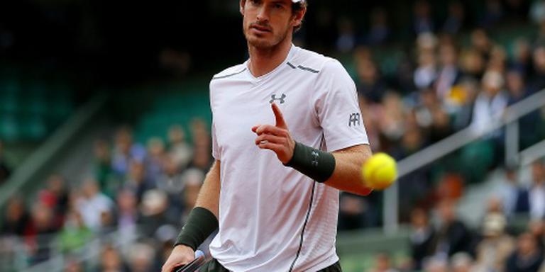 Murray voor eerste keer in finale in Parijs