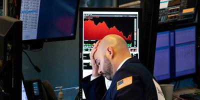 Wall Street overwegend lager na Fed