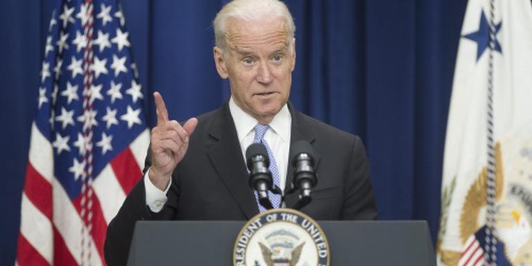 Biden brengt verrassingsbezoek aan Irak