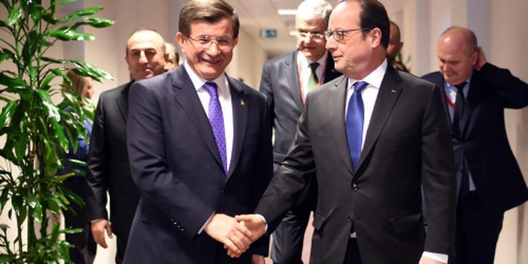 EU-landen stemmen in met migratiedeal Turkije