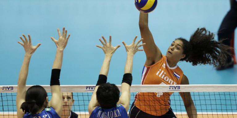 Volleybalster Plak naar Novara