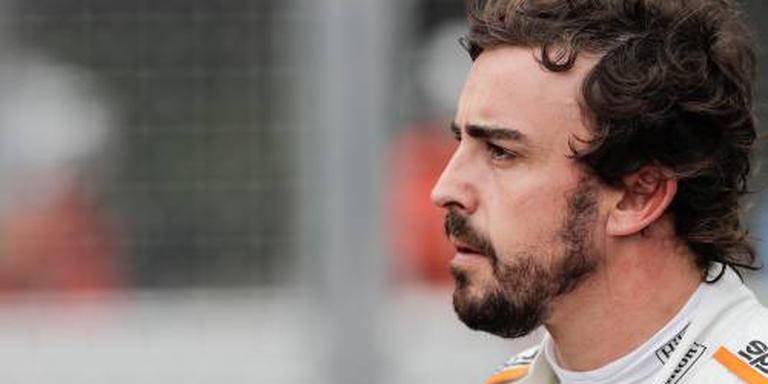 Voorlopig pole voor Alonso op Le Mans