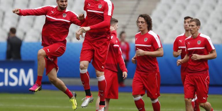 Oostenrijk jaagt zonder Janko op doelpunten
