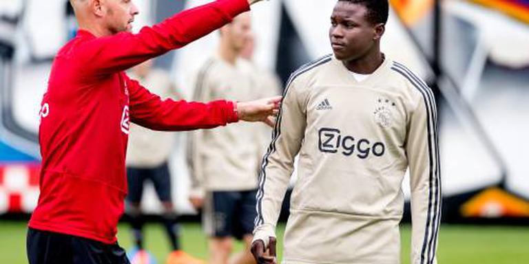 Ajax vreest voor zware blessure Bandé
