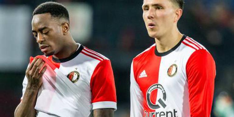 Beenblessure hindert Feyenoorder Haps