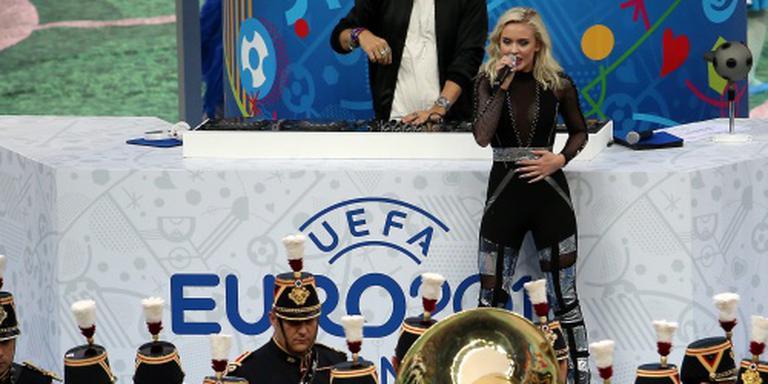 David Guetta opent EK voetbal