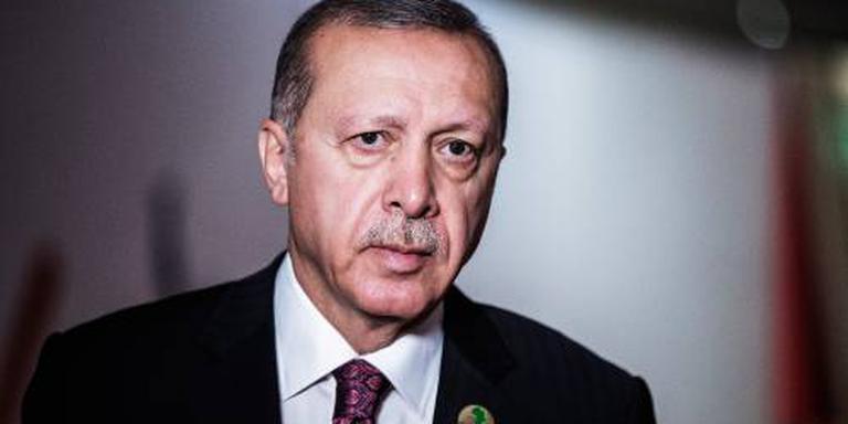 'Staatsbezoek president Erdogan aan Duitsland'