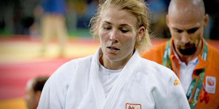 Judoka Polling uitgeschakeld op Spelen