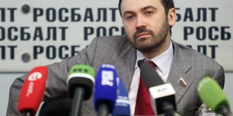 Russische parlement royeert Poetin-criticus