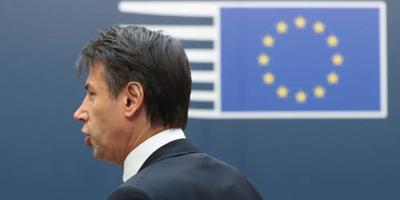Conte: we gaan begroting niet veranderen