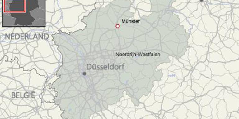 Nederlander omgekomen bij crash Münster